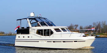 The boats from Yachts4U Yacht charter in the Netherlands